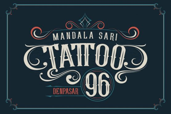 young heart typeface