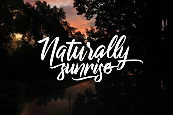 Naturally Sunrise